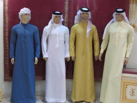UAE Mens Traditional Clothing - Al-Wajaha Gents Taioring Dubai