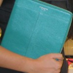 Coach Accessories iPad case Legacy