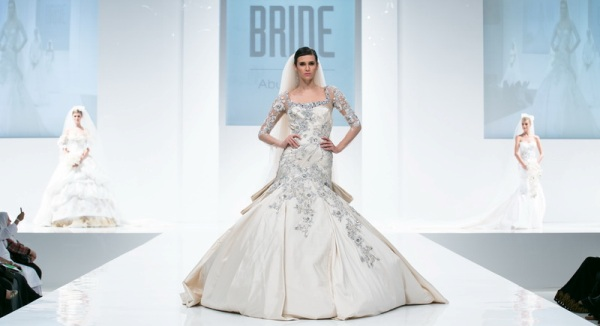 Bride dubai 2013 dubai wedding exhibition bride show for Wedding dress in dubai