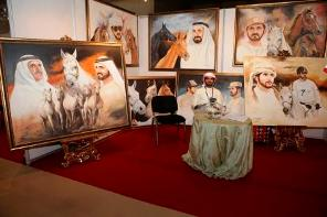 Dubai International Horse Fair 2013-a
