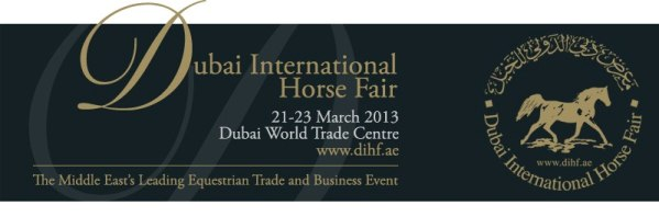 Dubai International Horse Fair 2013