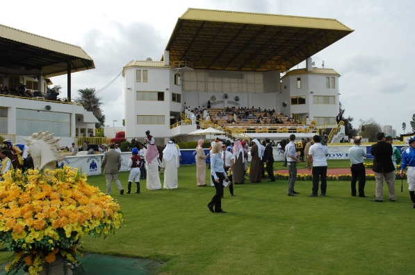 jebel ali racing