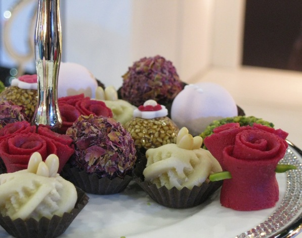 Wedding Catering Ideas Bride Dubai 2013
