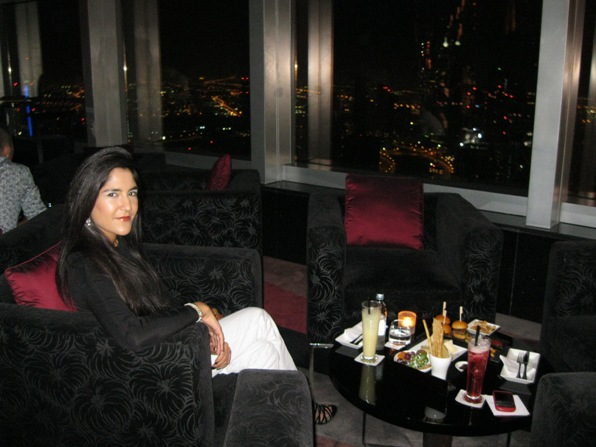 Rooms: Neos • Lounge With Stunning City Views @ The Address